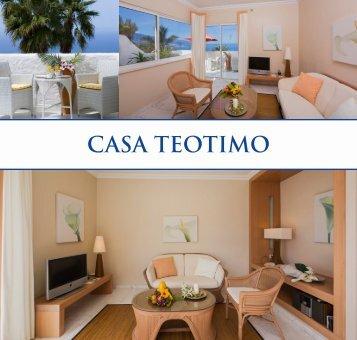 CASA TEOTIMO - Jardin de la Paz