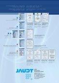 alimentadores rotatorios - Jaudt Dosiertechnik Maschinenfabrik GmbH - Page 5