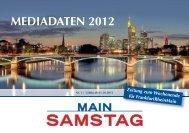 MAIN Samstag - Frankfurter Rundschau