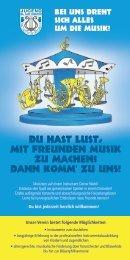 Flyer Instrumentalausbildung als PDF - Verein Jugendblasorchester ...
