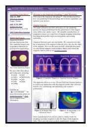 Angstrom Advantage™ - Volume 4, Issue 6 Upcoming Trade ... - JCM