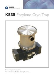 K535 Parylene.indd - JCM