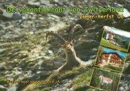De Vakantiekrant Van Zwitserland Zomer-herfst '06 - Clarezia