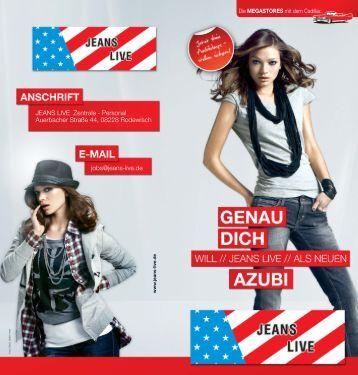 Download Flyer - Jeans Live