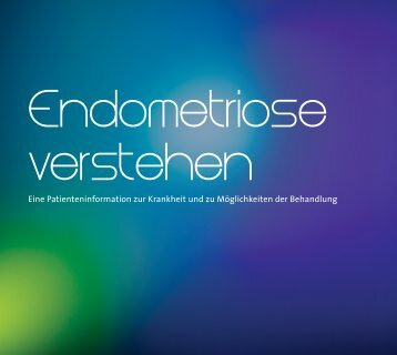 Endometriose verstehen - Jenapharm