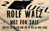 Untitled - Rolf Walz