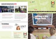 Fachtagung in Wien Virtuelle Welten