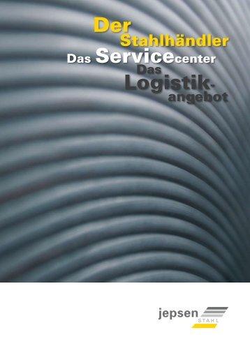 Image Broschüre - Jepsen Stahl GmbH