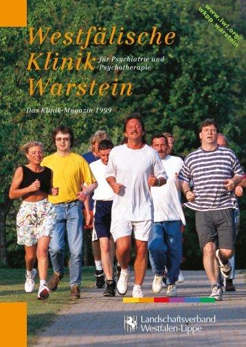 Westfälische Klinik Warstein - Klinikmagazin
