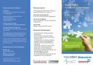 Flyer zum Fundraising-Kongress - Fundraising Akademie gGmbH