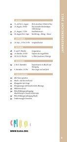 Europäische Akademie der Heilenden Künste European Academy of - Seite 5