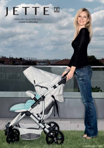 STROLLER COLLECTION 2011 - Jette