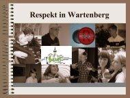 Respekt in Wartenberg - JFE