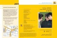 "Fachtag ""HEROES – Junge Helden mit Kultur"" 23. Mai 2011 - JFF"