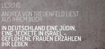 zum Flyer - Jüdische Gemeinde Mainz