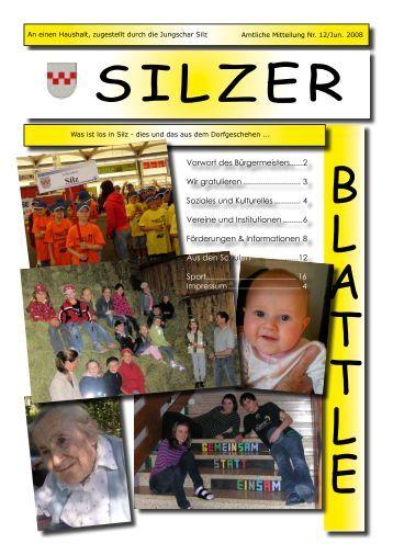 2,16 MB - Gemeinde Silz - Land Tirol