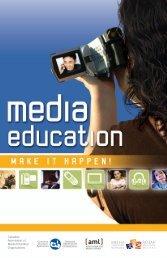 Media Education - Make it Happen! - Markville Secondary School