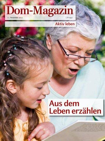 Dom-Magazin - Der Dom