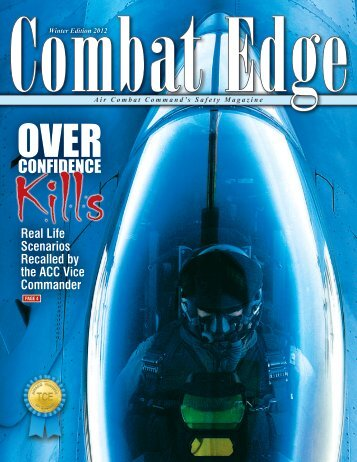 Winter Edition 2012 - Air Combat Command