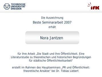 Nora Jantzen