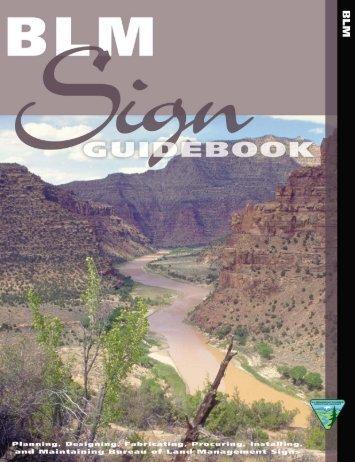Guidebook - Bureau of Land Management