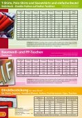 Textilveredelung Preisliste - Seite 2