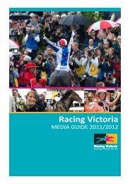 media accreditation application form - Racing Victoria