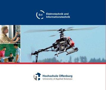 Elektrotechnik / Informationstechnik - an der Hochschule Offenburg