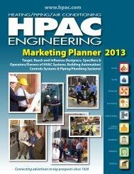 2013 Media Kit - HPAC Engineering