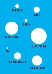 MEDIA DIGITAL ART AND CULTURE IN FLANDERS BELGIUM - BAM