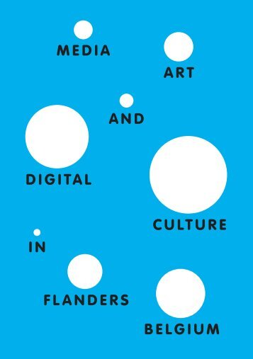 MEDIA DIGITAL ART AND CULTURE IN FLANDERS BELGIUM - BAM