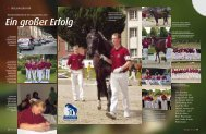Ein großer Erfolg - Pferd+Sport