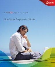 How Social Engineering Works - Trend Micro Threat Encyclopedia