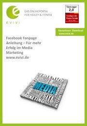 Facebook Fanpage Anleitung – Für mehr Erfolg im Media ... - Evivi.de