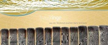 Trau | ringe - Joachim Bartz