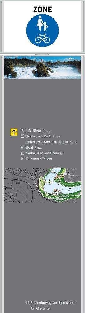 Ihr Standort / Your position Willkommen am Rheinfall ... - bbf.ch