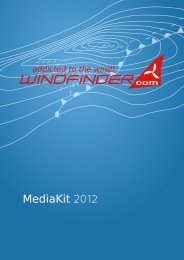 Addicted To The Wind! - Windfinder
