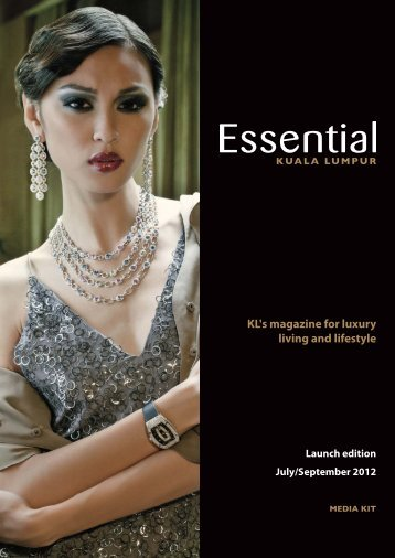 Essential Kuala Lumpur - Media Kit by Open ... - Essential Portugal