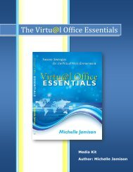 The Virtu@l Office Essentials - Virtual Office Essentials