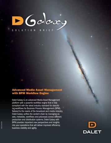Dalet Galaxy - Dalet Digital Media Systems