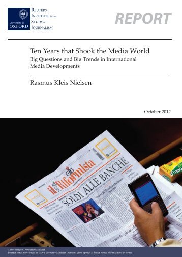 Ten Years that Shook the Media World - Reuters Institute for the ...