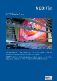 NEDIT MediaFace unique features 09V02 (en)