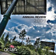 Annual Review 2009 - University of Central Lancashire