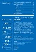 Fonds et fondations en 2010 - Fondation de France - Page 2