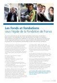 Fonds et fondations en 2010 - Fondation de France - Page 3