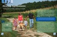 Helping the Hudsons - Maryland Farm Bureau