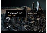 Autodesk Exchange for AutoCAD - CAD PARTNER GmbH