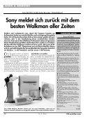 Sony Hi-MD Walkman MZ-NH1: Taschen-Audio ... - praktiker.at - Seite 2