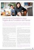 Les fonds et fondations 2011 - Fondation de France - Page 3