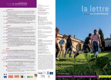 lettre dec 06 - La Chartreuse